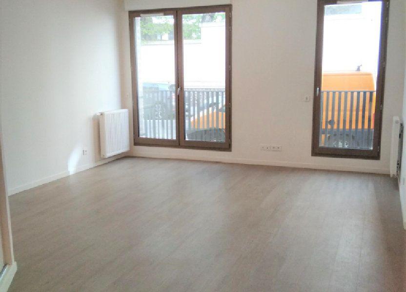Appartement à louer 40m2 à Saint-Denis