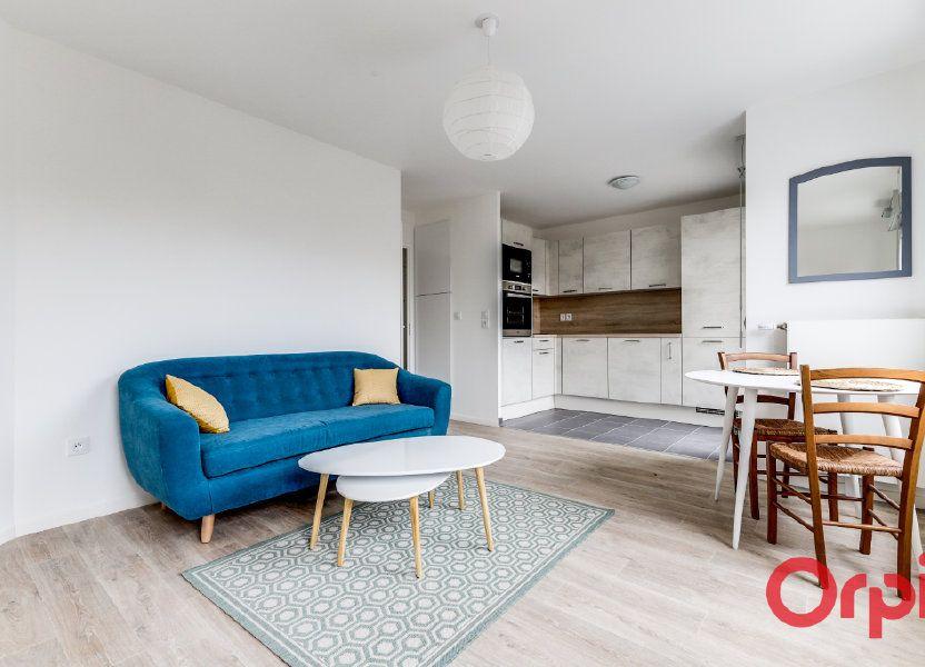 Appartement à louer 47.44m2 à Aubervilliers