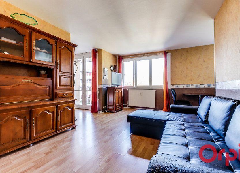 Appartement à louer 63m2 à Saint-Denis