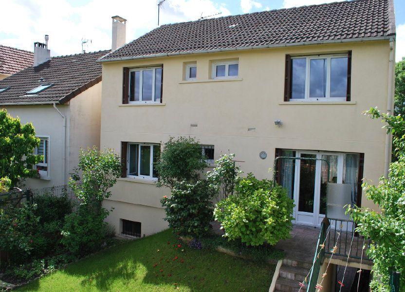 Maison à vendre 105m2 à Pierrefitte-sur-Seine