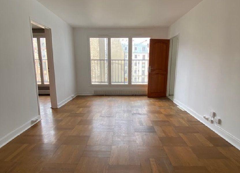 Appartement à louer 33.13m2 à Paris 18