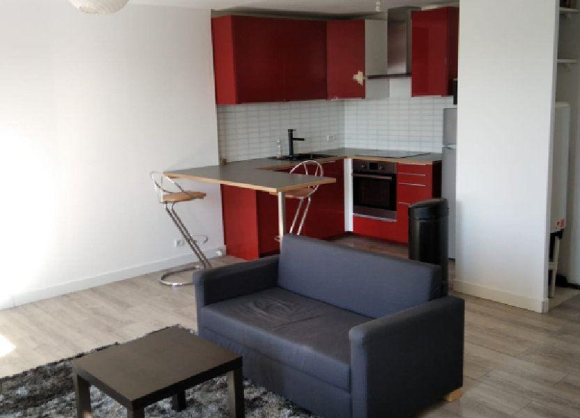 Appartement à louer 45m2 à Saint-Denis