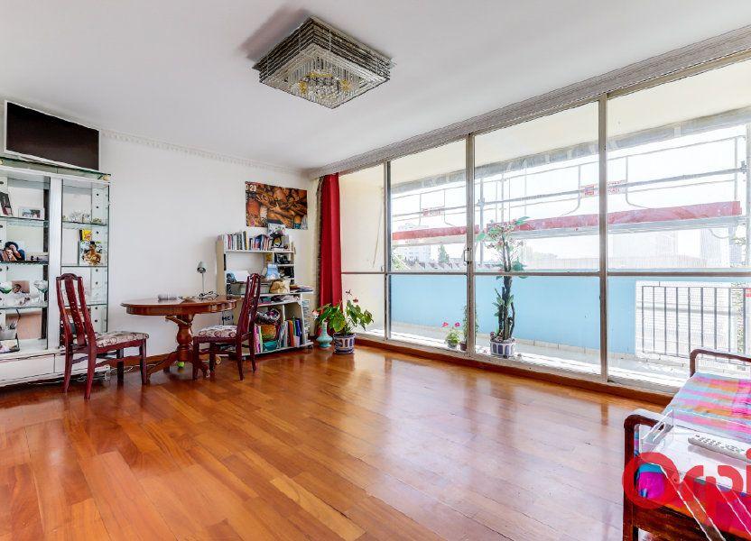 Appartement à louer 69m2 à Aubervilliers