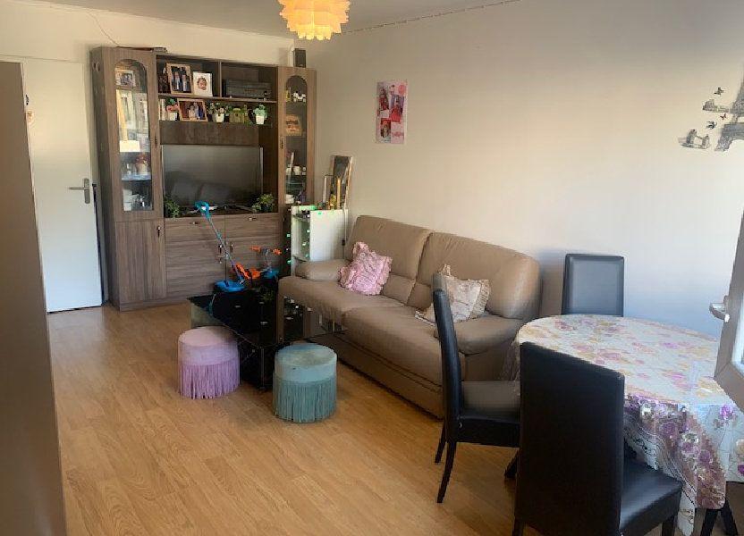 Appartement à vendre 58.07m2 à Aubervilliers