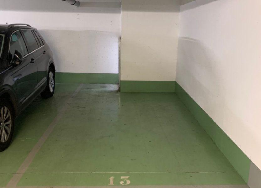 Stationnement à vendre 0m2 à Aubervilliers