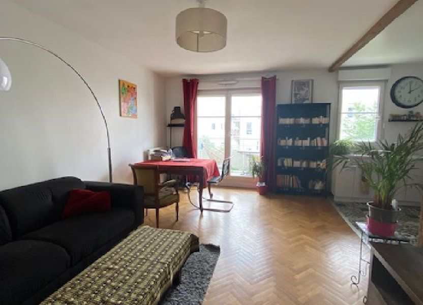 Appartement à louer 57.9m2 à Saint-Denis
