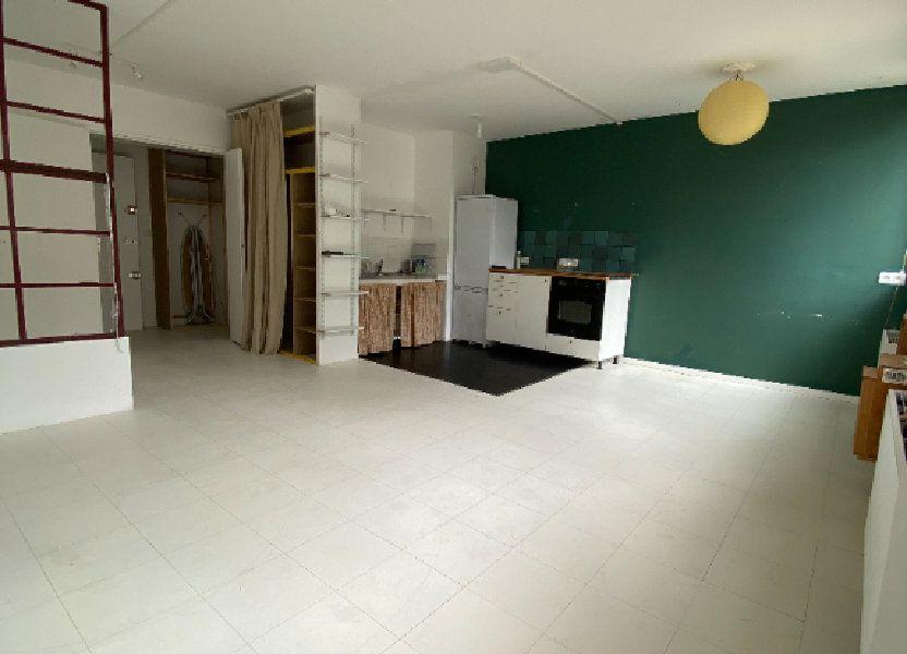 Appartement à louer 47.97m2 à Bagnolet