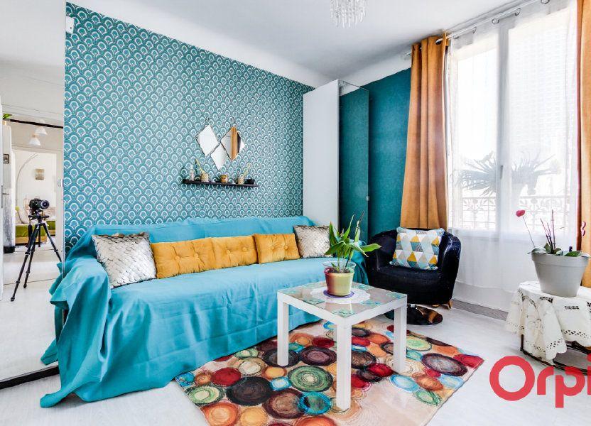 Appartement à vendre 36.7m2 à Aubervilliers