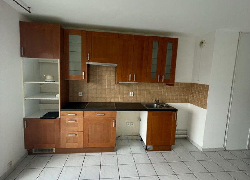 Appartement à louer 40m2 à Pierrefitte-sur-Seine
