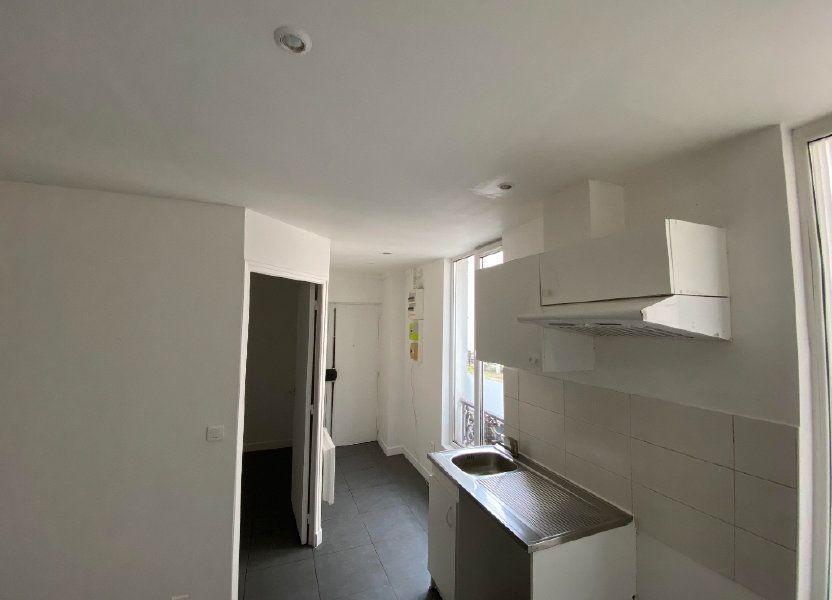 Appartement à louer 39m2 à Pantin