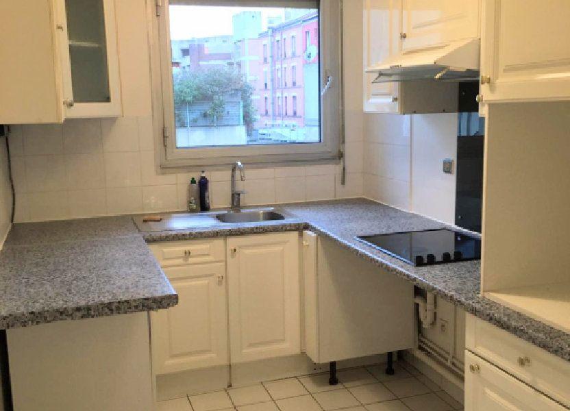 Appartement à louer 56.32m2 à Saint-Denis