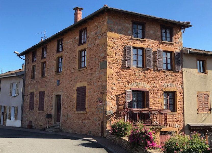 Maison à vendre 135m2 à Saint-Just-d'Avray