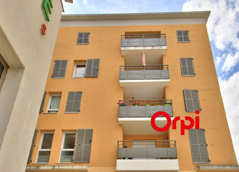 Appartement à vendre 51.7m2 à Lozanne