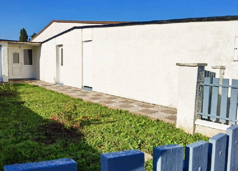 Maison à vendre 83m2 à Roissy-en-Brie