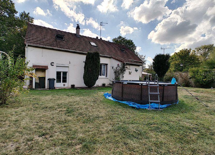 Maison à vendre 145m2 à Pontcarré