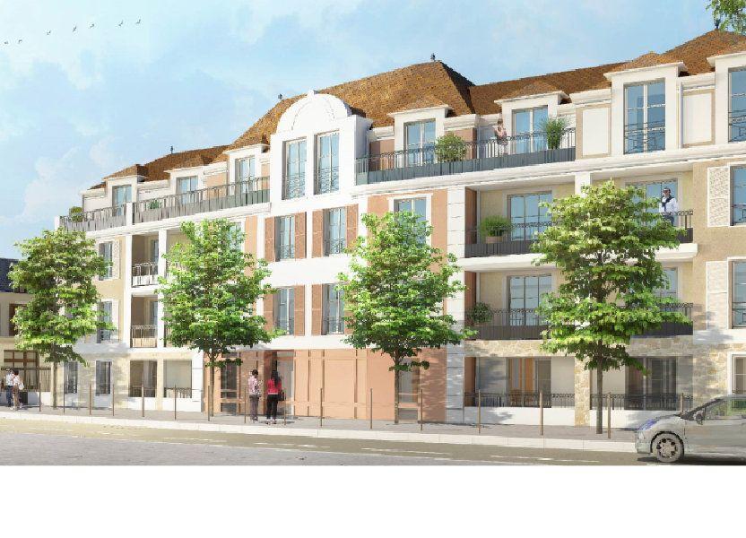 Appartement à vendre 62m2 à Ozoir-la-Ferrière