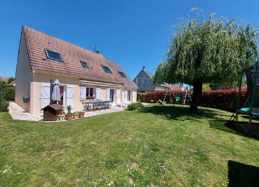 Maison à vendre 157.42m2 à Ozoir-la-Ferrière