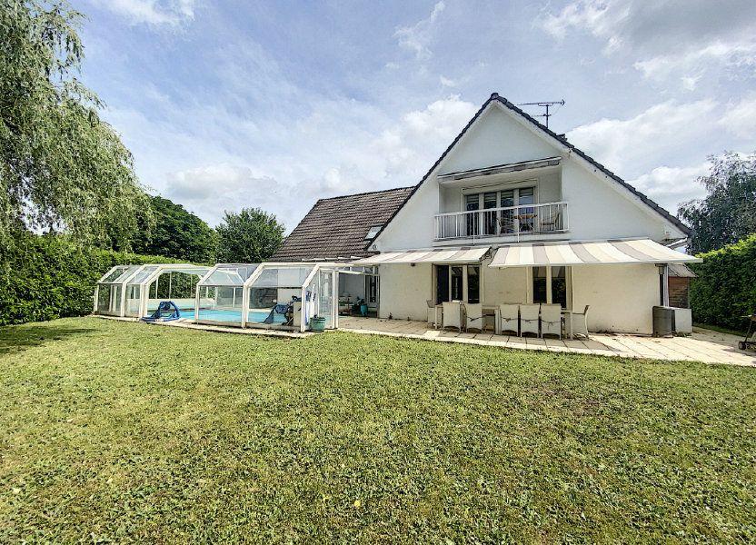 Maison à vendre 233m2 à Ozoir-la-Ferrière