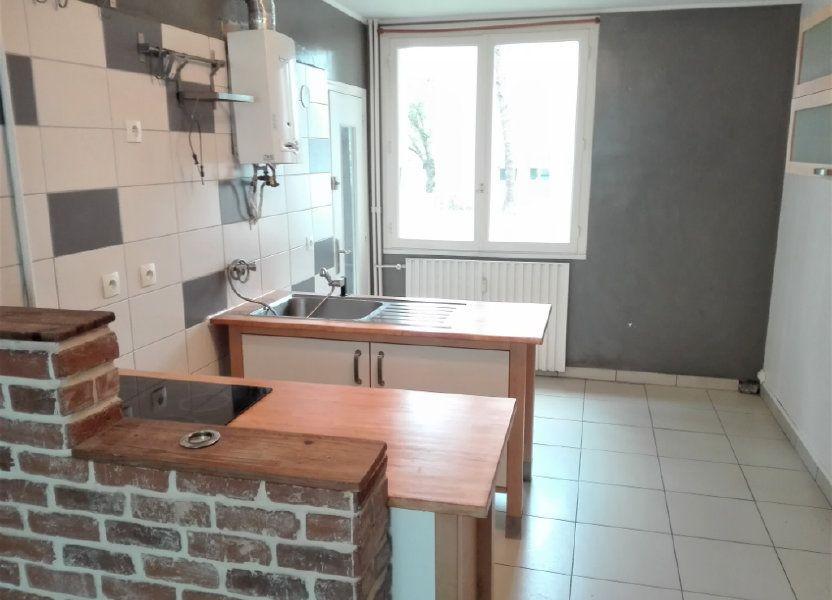 Appartement à vendre 60.5m2 à Nantes