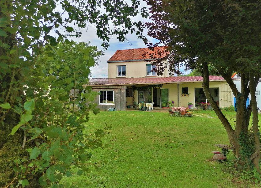 Maison à vendre 140m2 à Pont-Saint-Martin