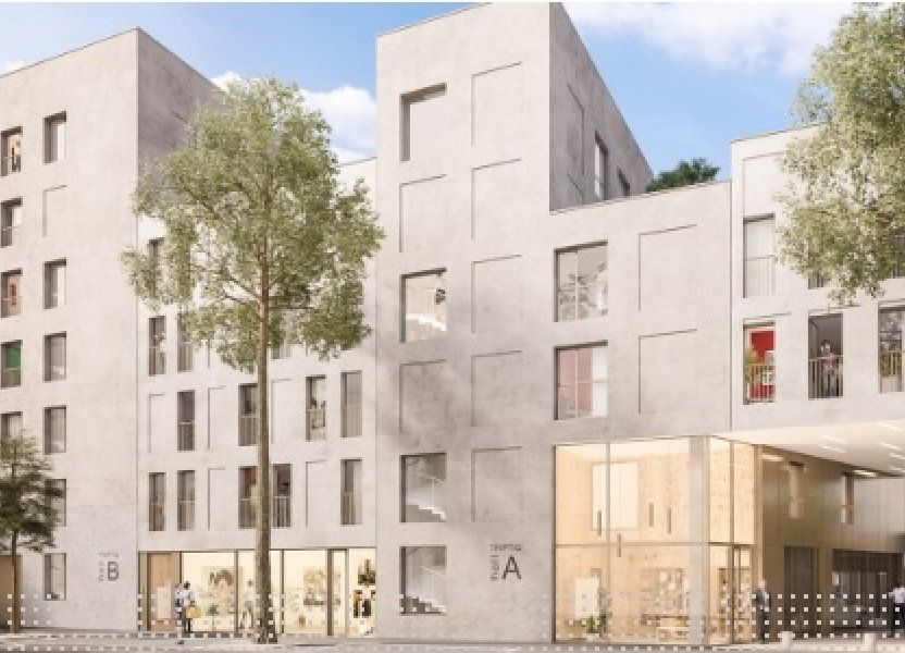 Appartement à vendre 42m2 à Nantes