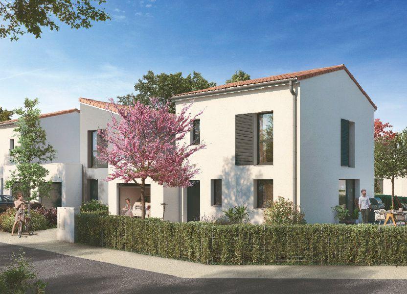 Maison à vendre 100m2 à Saint-Sébastien-sur-Loire