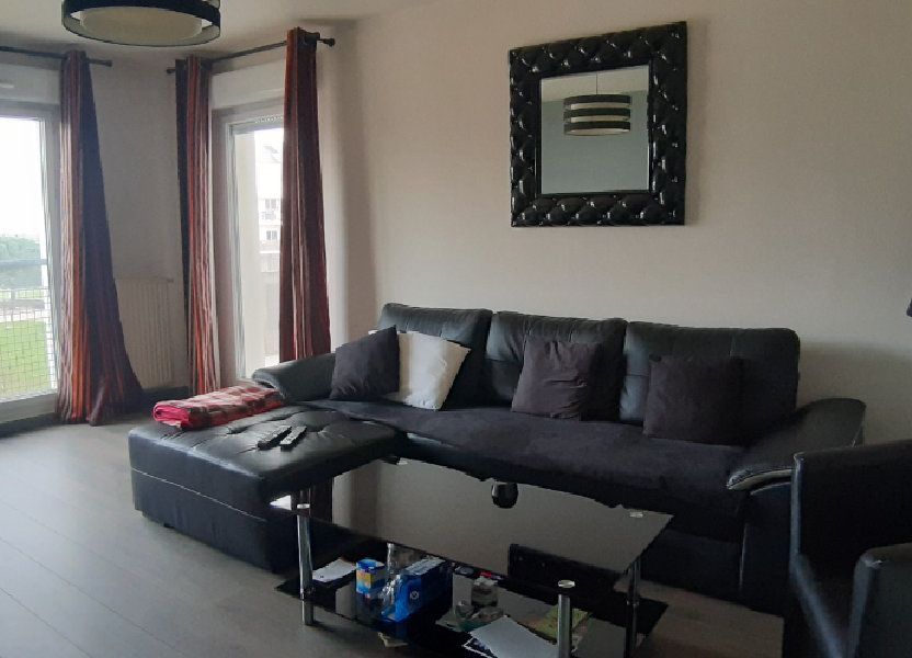 Appartement à vendre 63.15m2 à Nantes