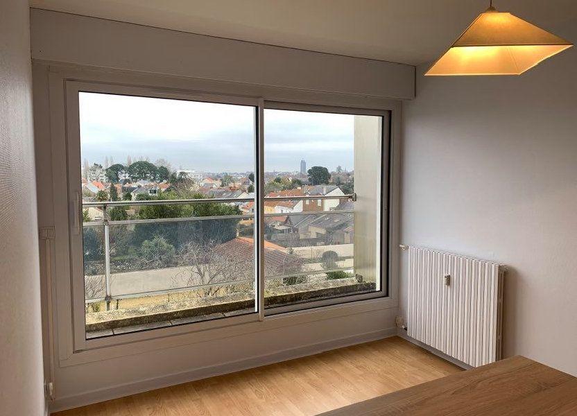 Appartement à louer 21.03m2 à Nantes