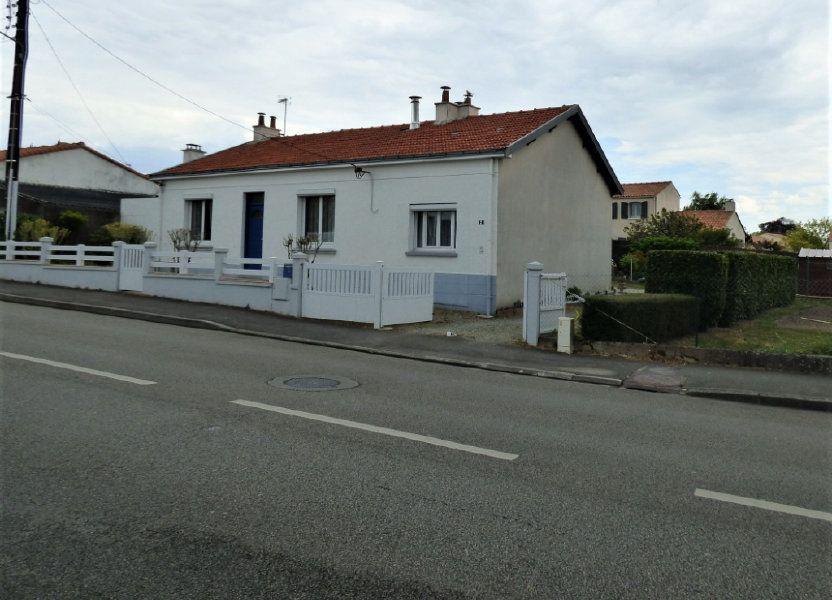 Maison à vendre 115m2 à Rezé