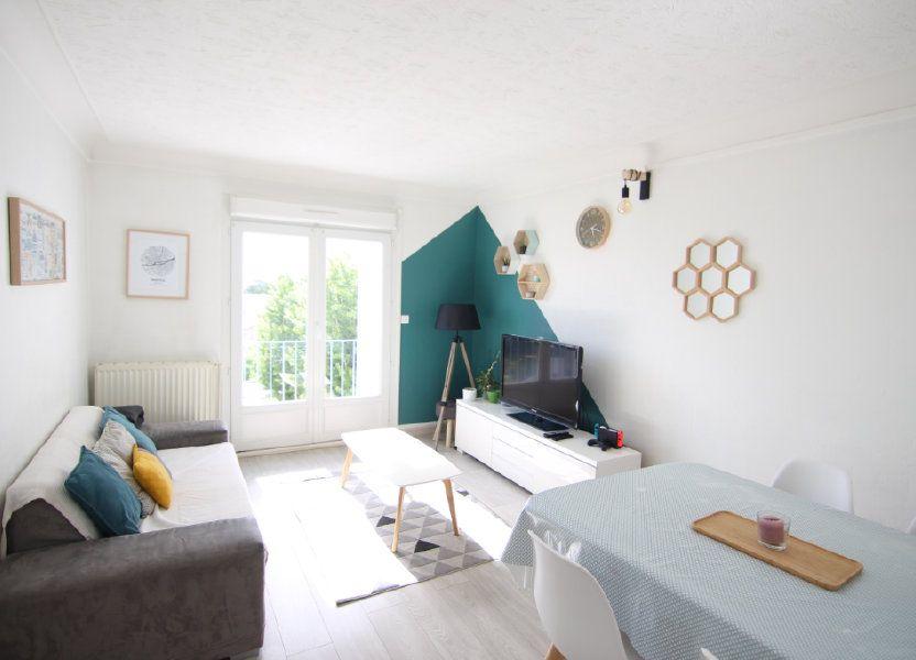 Appartement à vendre 72.24m2 à Nantes