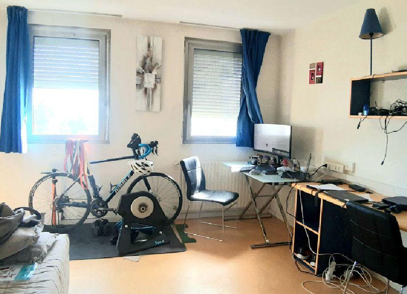 Appartement à vendre 47.02m2 à Nantes