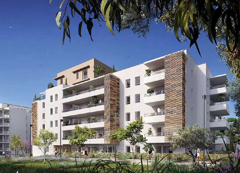 Appartement à vendre 75.51m2 à Nice