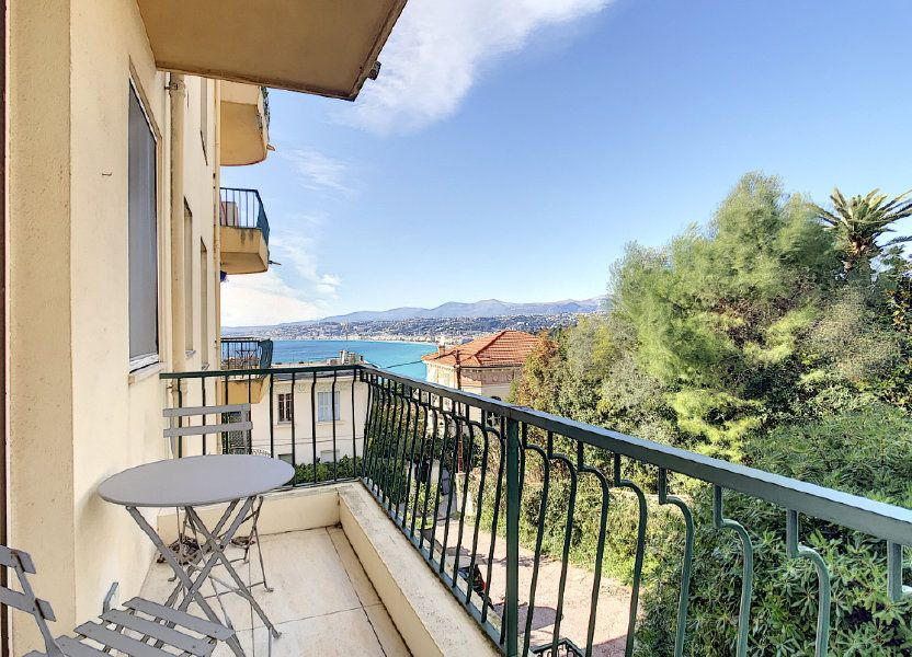 Appartement à vendre 36m2 à Nice