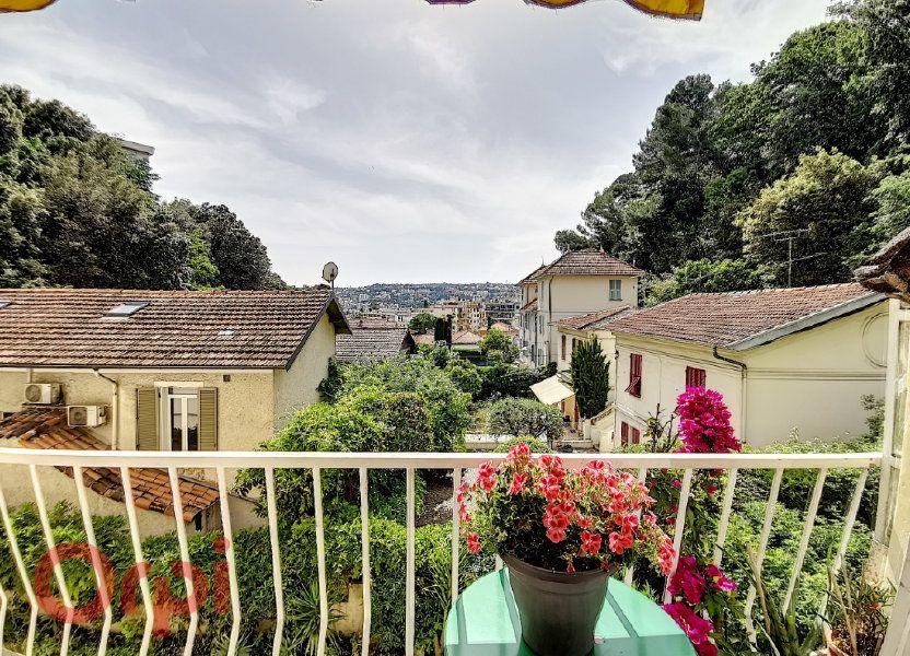 Appartement à vendre 57m2 à Nice