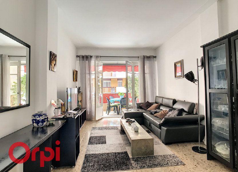 Appartement à vendre 67.15m2 à Nice