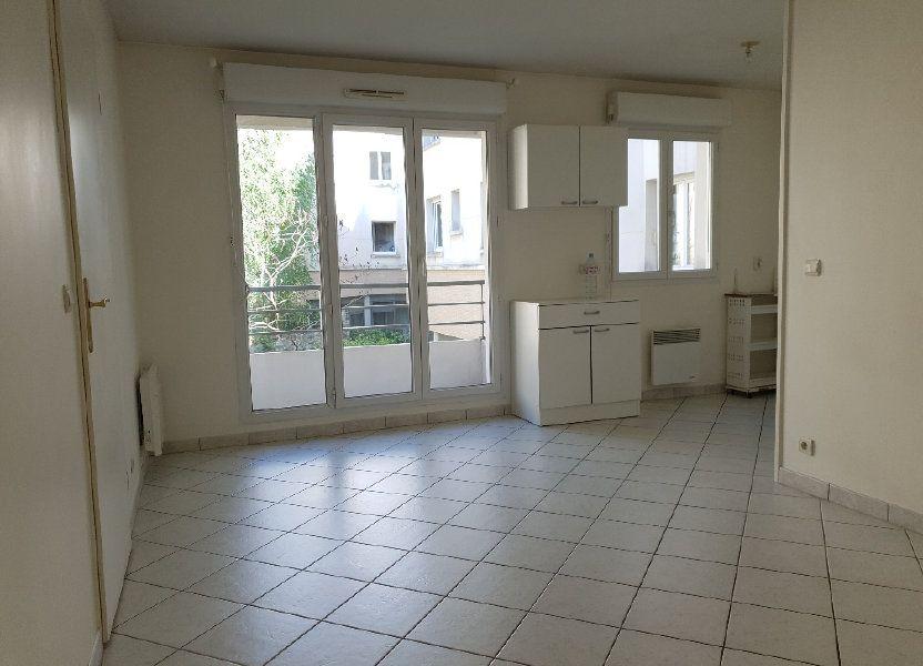 Appartement à louer 38m2 à Ivry-sur-Seine