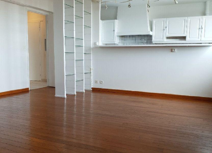 Appartement à louer 74m2 à Ivry-sur-Seine