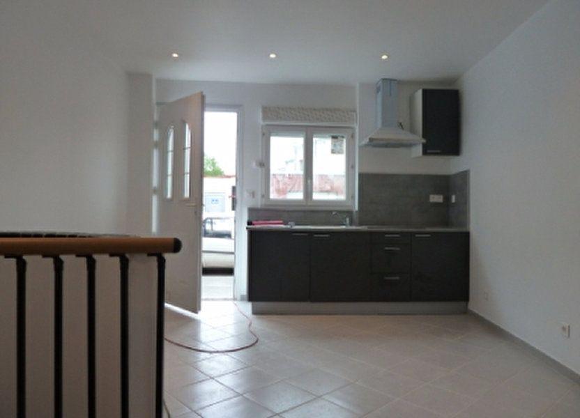 Appartement à louer 55.56m2 à Ivry-sur-Seine
