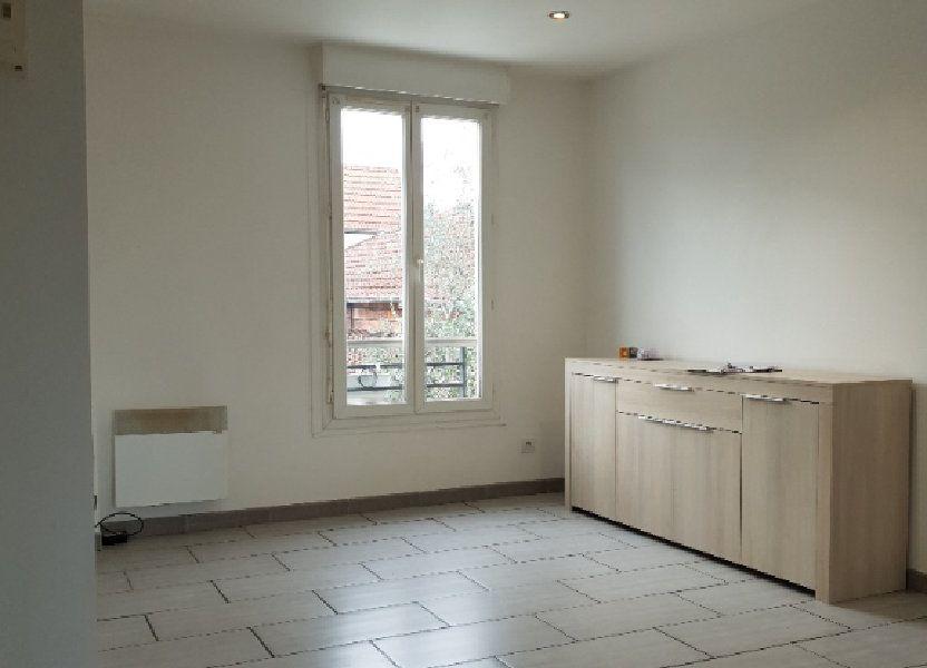 Appartement à louer 33.42m2 à Ivry-sur-Seine