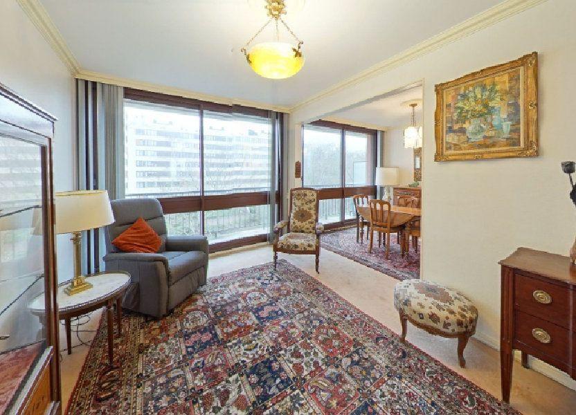 Appartement à vendre 66m2 à Fontenay-le-Fleury