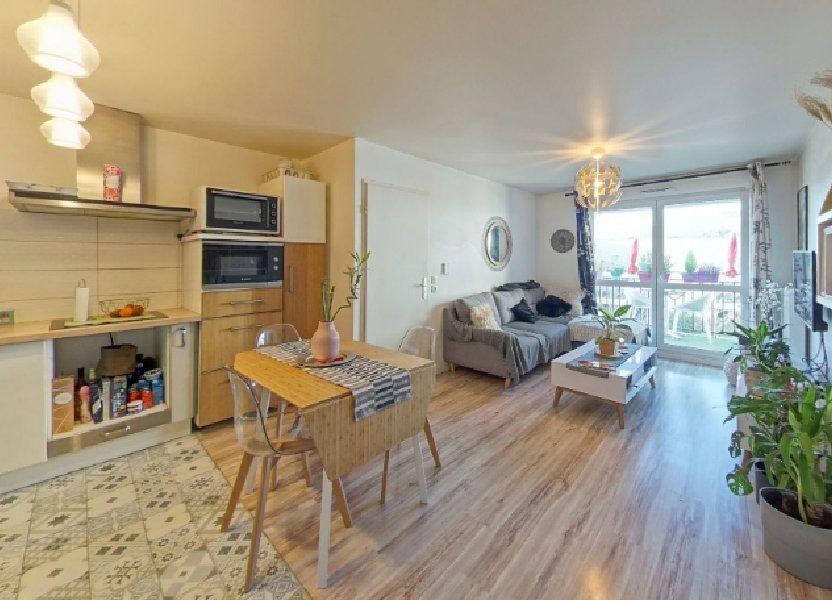 Appartement à vendre 45m2 à Fontenay-le-Fleury
