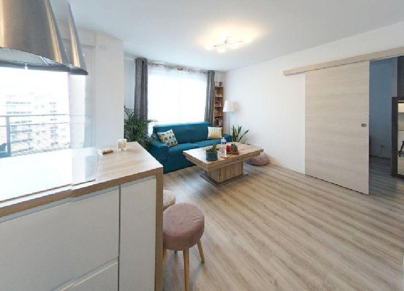 Appartement à vendre 42.41m2 à Fontenay-le-Fleury