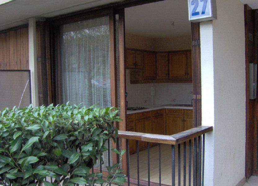 Appartement à louer 27m2 à Fontenay-le-Fleury