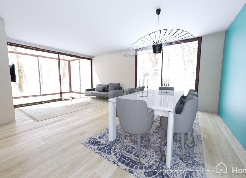 Appartement à vendre 58m2 à Fontenay-le-Fleury