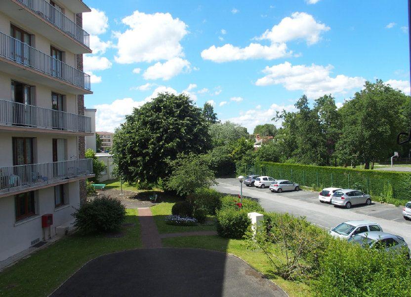 Appartement à louer 32m2 à Fontenay-le-Fleury