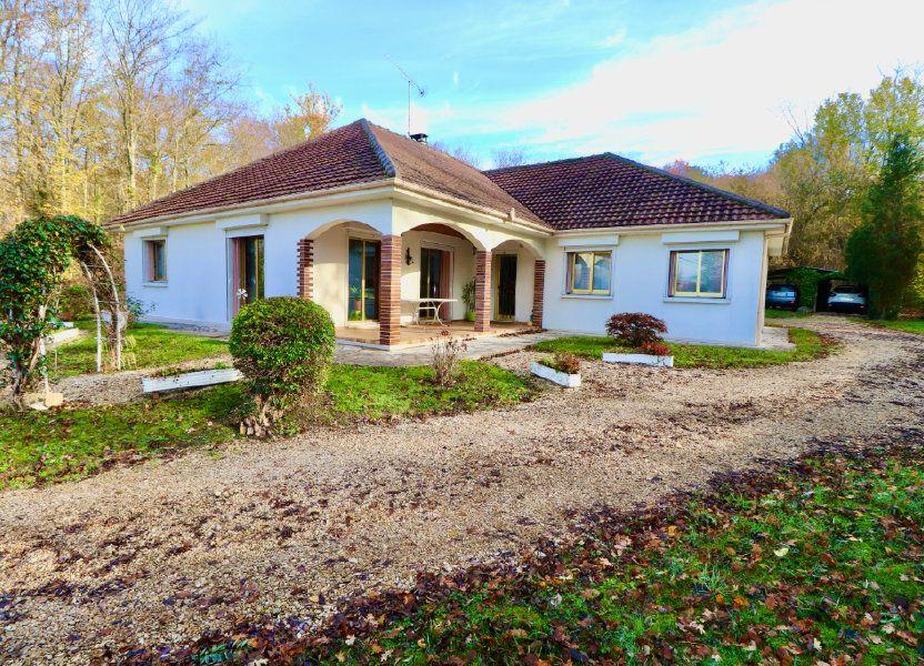 Maison à vendre 136.48m2 à Saint-Denis-lès-Rebais
