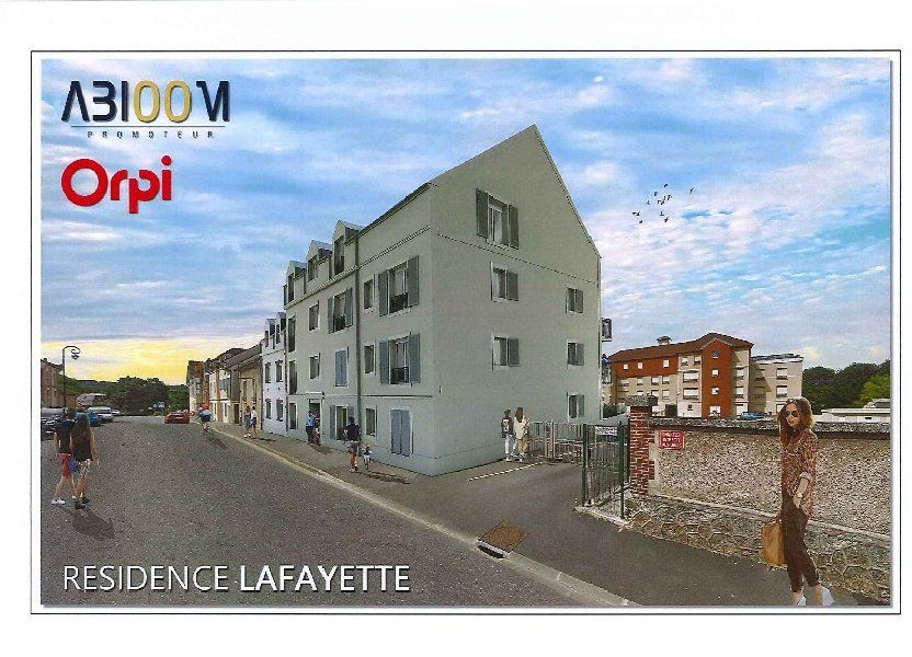 Appartement à vendre 41.75m2 à Coulommiers