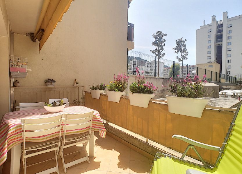 Appartement à vendre 61.62m2 à Nice