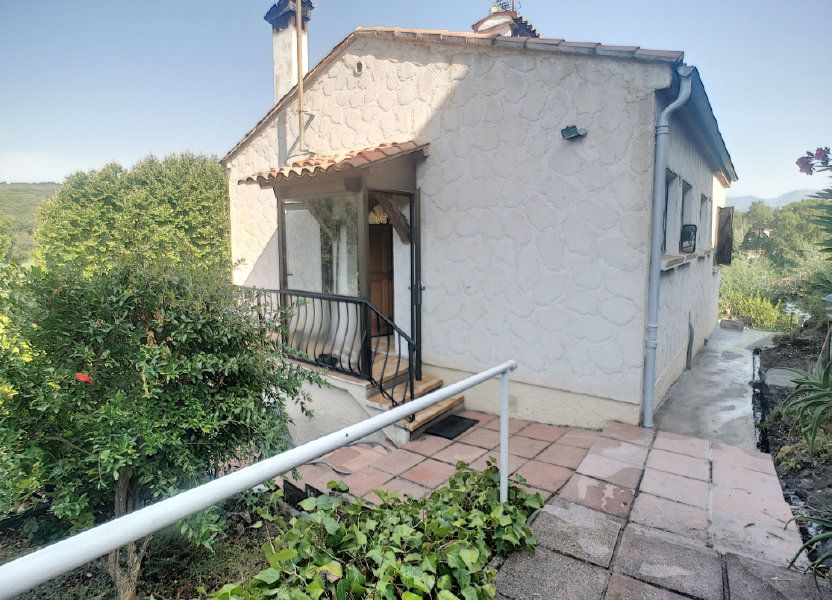Maison à vendre 91.6m2 à Villeneuve-Loubet