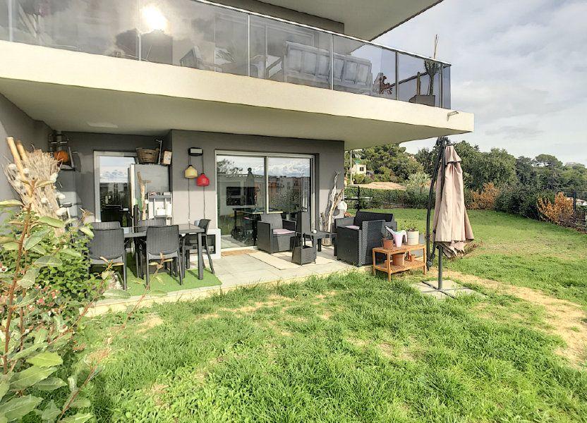 Appartement à vendre 62m2 à Villeneuve-Loubet